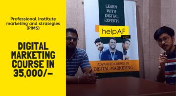 PIMS Digital Marketing Course Institute