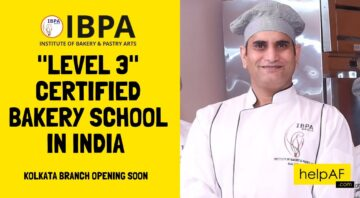 INSTITUTE OF BAKERY & PASTRY ARTS – IBPA
