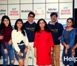 Just Designs Institute-Fashion Designing Institute